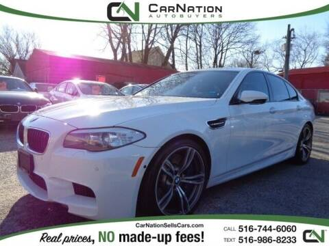 2013 BMW M5 for sale at CarNation AUTOBUYERS, Inc. in Rockville Centre NY