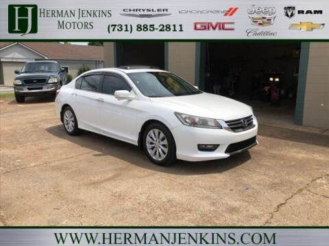 2014 Honda Accord for sale at Herman Jenkins Used Cars in Union City TN