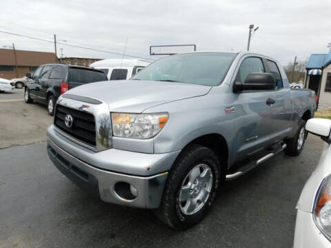 2007 Toyota Tundra for sale at WOOD MOTOR COMPANY in Madison TN