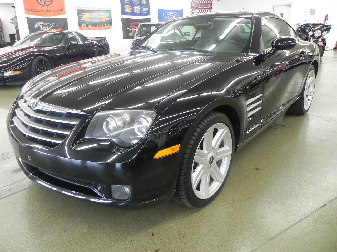 2007 Chrysler Crossfire photo