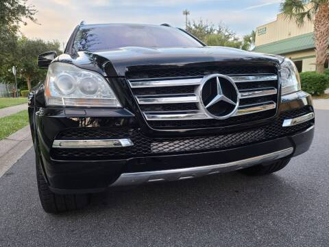 2011 Mercedes-Benz GL-Class for sale at Monaco Motor Group in Orlando FL