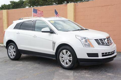 2015 Cadillac SRX for sale at Concept Auto Inc in Miami FL