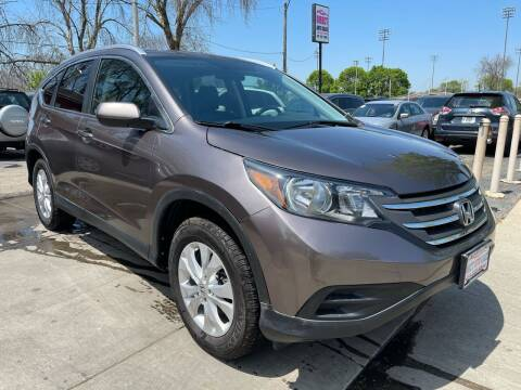 2012 Honda CR-V for sale at Direct Auto Sales in Milwaukee WI