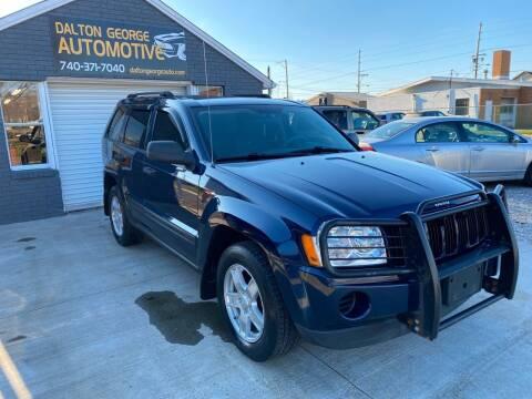 2006 Jeep Grand Cherokee for sale at Dalton George Automotive in Marietta OH