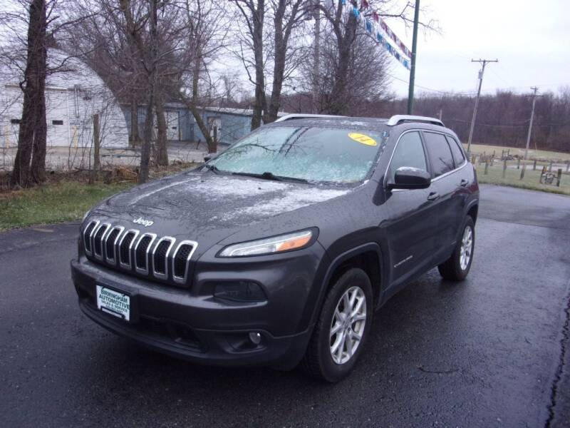 2014 Jeep Cherokee for sale at Birmingham Automotive in Birmingham OH