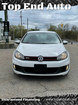 2010 Volkswagen GTI for sale at Top End Auto in North Atteboro MA
