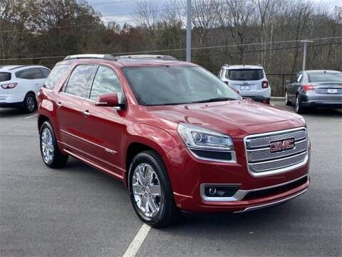 2014 GMC Acadia for sale at CU Carfinders in Norcross GA