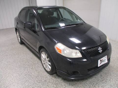 2008 Suzuki SX4 for sale at LaFleur Auto Sales in North Sioux City SD