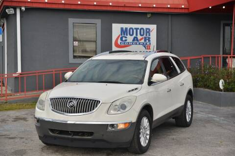 2010 Buick Enclave for sale at Motor Car Concepts II - Apopka Location in Apopka FL