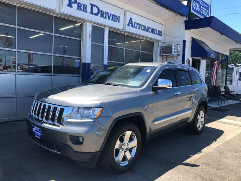 2011 Jeep Grand Cherokee for sale at Jack E. Stewart's Northwest Auto Sales, Inc. in Chicago IL