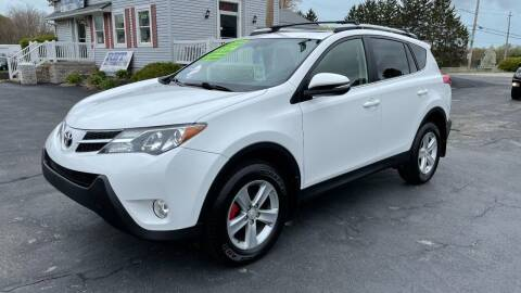 2014 Toyota RAV4 for sale at RBT Automotive LLC in Perry OH