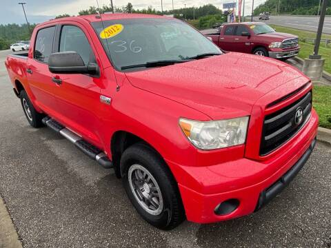 2012 Toyota Tundra for sale at Car City Automotive in Louisa KY