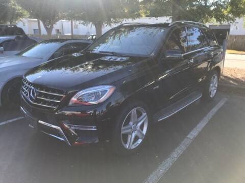2015 Mercedes-Benz M-Class for sale at Southern Auto Solutions-Jim Ellis Hyundai in Marietta GA