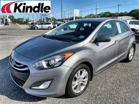 2013 Hyundai Elantra GT for sale at Kindle Auto Plaza in Middle Township NJ