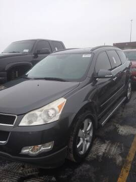2009 Chevrolet Traverse for sale at WB Auto Sales LLC in Barnum MN