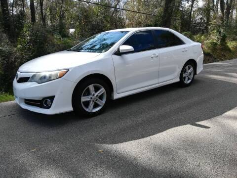 2012 Toyota Camry for sale at Low Price Autos in Beaumont TX