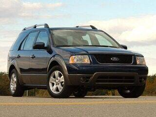 2006 Ford Freestyle for sale at BORGMAN OF HOLLAND LLC in Holland MI