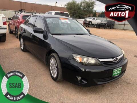 2011 Subaru Impreza for sale at Street Smart Auto Brokers in Colorado Springs CO