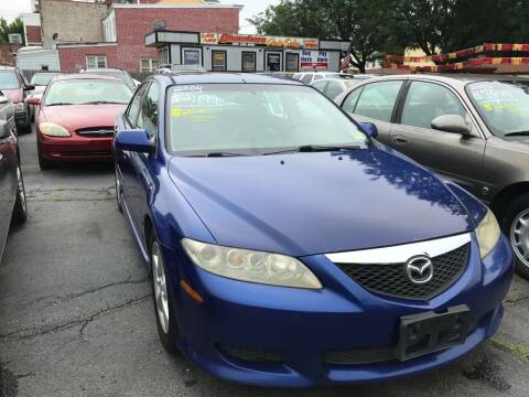 2004 Mazda MAZDA6 for sale at Chambers Auto Sales LLC in Trenton NJ