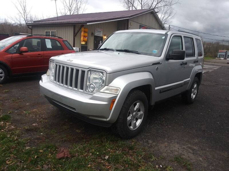 2010 Jeep Liberty for sale at John's Auto Sales & Service Inc in Waterloo NY