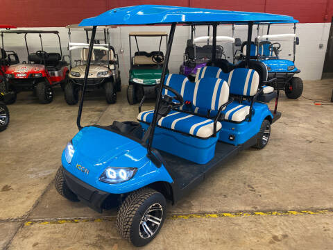 2021 Icon I60 for sale at Columbus Powersports - Golf Carts in Columbus OH