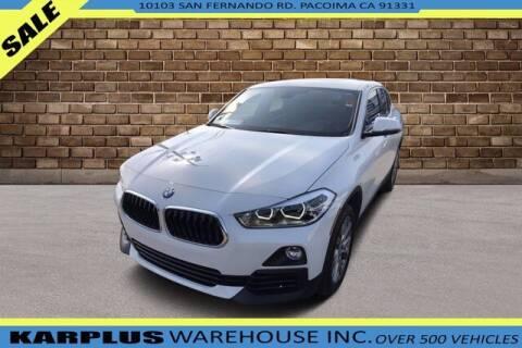 2018 BMW X2 for sale at Karplus Warehouse in Pacoima CA