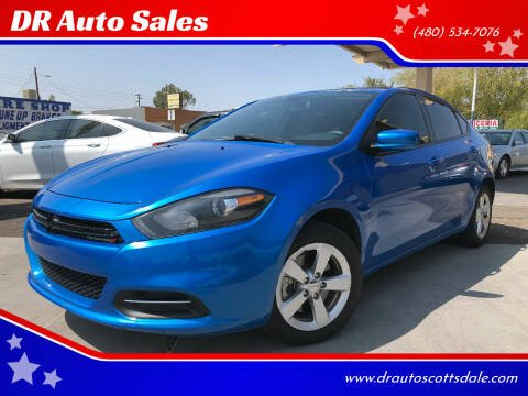 2015 Dodge Dart for sale at DR Auto Sales in Scottsdale AZ