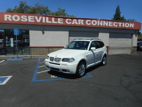 2008 BMW X3 for sale at ROSEVILLE CAR CONNECTION in Roseville CA
