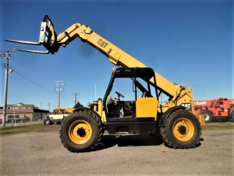 1998 Caterpillar TH 63