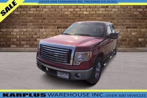 2011 Ford F-150 for sale at Karplus Warehouse in Pacoima CA