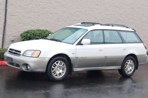 2002 Subaru Outback for sale at Overland Automotive in Hillsboro OR