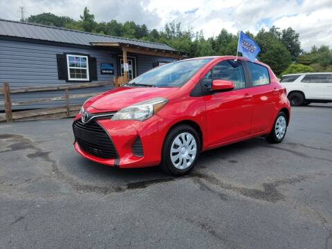 2016 Toyota Yaris for sale at Elite Auto Brokers in Lenoir NC