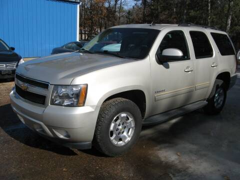 2013 Chevrolet Tahoe for sale at Champines House Of Wheels in Kronenwetter WI
