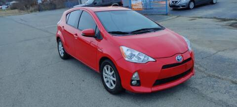 2012 Toyota Prius c for sale at 369 Auto Sales LLC in Murfreesboro TN