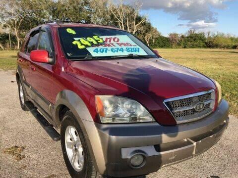 2004 Kia Sorento for sale at Auto Export Pro Inc. in Orlando FL
