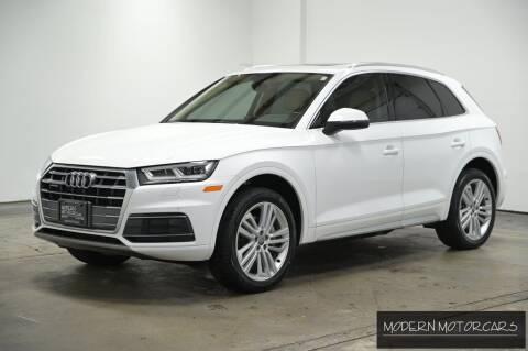 2018 Audi Q5 for sale at Modern Motorcars in Nixa MO