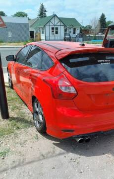 2012 Ford Focus for sale at Good Guys Auto Sales in Cheyenne WY