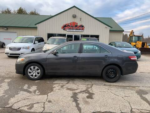 2010 Toyota Camry for sale at HP AUTO SALES in Berwick ME