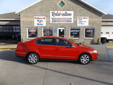 2008 Volkswagen Passat for sale at Relaxation Automobile Station in Moorhead MN