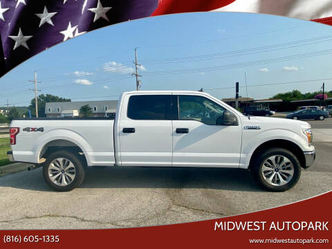 2019 Ford F-150 for sale at Midwest Autopark in Kansas City MO
