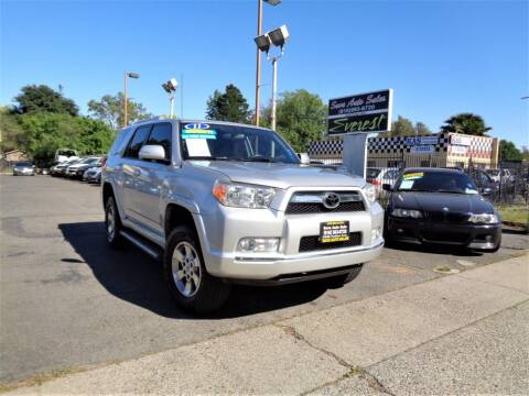 2011 Toyota 4Runner for sale at Save Auto Sales in Sacramento CA