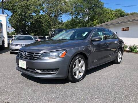 2012 Volkswagen Passat for sale at Sports & Imports in Pasadena MD
