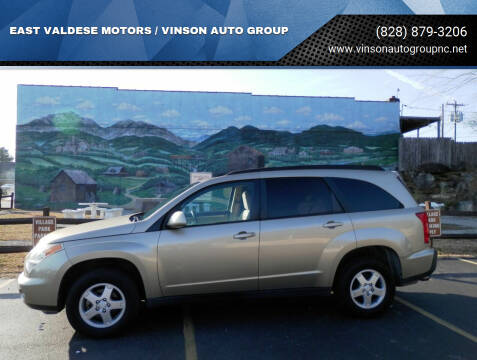 2007 Suzuki XL7 for sale at EAST VALDESE MOTORS / VINSON AUTO GROUP in Valdese NC