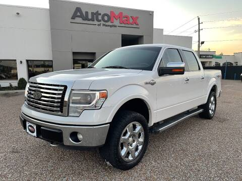 2013 Ford F-150 for sale at AutoMax of Memphis - V Brothers in Memphis TN
