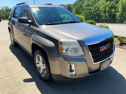 2012 GMC Terrain for sale at Car City Automotive in Louisa KY