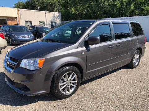 2014 Dodge Grand Caravan for sale at SKY AUTO SALES in Detroit MI