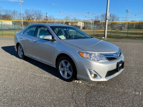 2012 Toyota Camry Hybrid for sale at Cars With Deals in Lyndhurst NJ