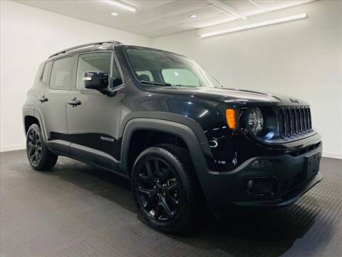 2017 Jeep Renegade for sale at Champagne Motor Car Company in Willimantic CT