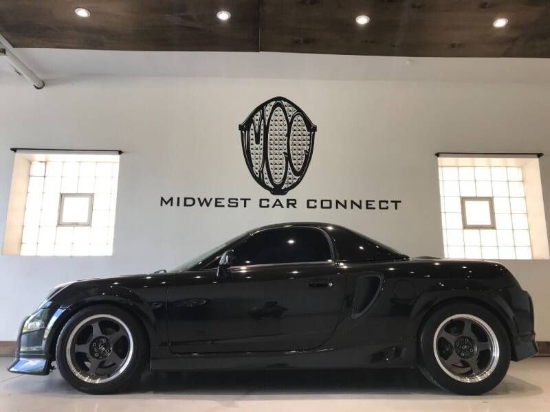 2001 Toyota MR2 Spyder for sale at Midwest Car Connect in Villa Park IL