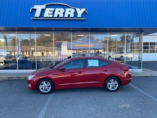 2019 Hyundai Elantra for sale at Terry of South Boston in South Boston VA